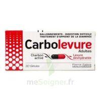 CARBOLEVURE Gélules adulte Plq/30 à  VIERZON