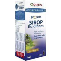 Ortis Propex Sirop fluidifiant 200ml à  VIERZON