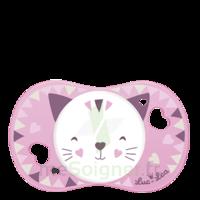 Luc et Léa Sucette symétrique +6mois chat B/1 à  VIERZON