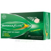 Beroccaboost Comprimés effervescents B/20 à  VIERZON