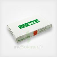 Stéribox Kit prévention et hygiène pour les toxicomanes avec seringues 100UI/ml à  VIERZON