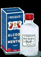 Ricqles 80° Alcool de menthe 100ml à  VIERZON