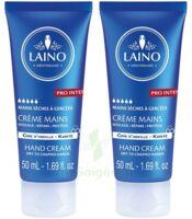 Laino Hydratation au Naturel Crème mains Cire d'Abeille 2*50ml