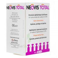 Neovis Total Solution Ophtalmique Lubrifiante Pour Instillation Oculaire 30 Unidose 0,4ml à  VIERZON