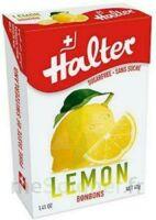 Halter Sans Sucre Bonbon Citron B/40g à VIERZON