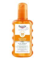 Eucerin Sun Sensitive Protect SPF30 Spray transparent corps 200ml à  VIERZON