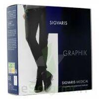 Sigvaris Graphik 2 Chaussette homme cobalt L extra large à  VIERZON
