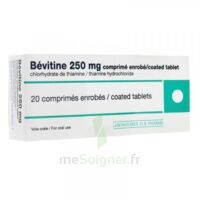 BEVITINE 250 mg Cpr enr Plq/20 à  VIERZON