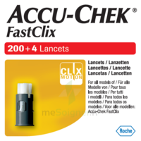 Accu-chek Fastclix Lancettes B/204 à  VIERZON
