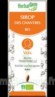 Herbalgem Sirop Bio Des Chantres 150ml à  VIERZON