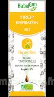 Herbalgem Sirop Bio Respiration 150ml à  VIERZON