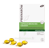 Aromaforce Caps bronches bio B/30 à  VIERZON