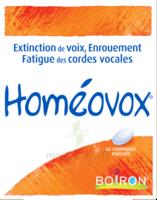 Boiron Homéovox Comprimés à  VIERZON