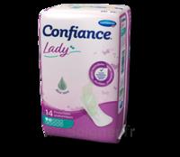 Confiance Lady Protection anatomique incontinence 2 gouttes Sachet/14 à  VIERZON