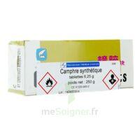 Cooper Camphre tablettes 250g à  VIERZON