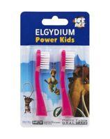 Elgydium Recharge Pour Brosse à Dents électrique Age De Glace Power Kids à VIERZON