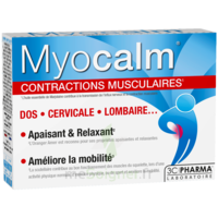 MYOCALM Comprimés contractions musculaires B/30 à  VIERZON