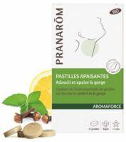 Pranarôm Aromaforce Pastilles Apaisantes+ B/21 à VIERZON