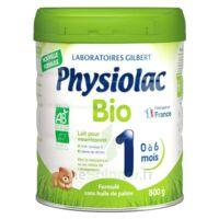 Physiolac Bio 1 Lait En Poudre B/800g à VIERZON