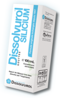 Dissolvurol Silicium Solution buvable en gouttes Fl/100ml à  VIERZON